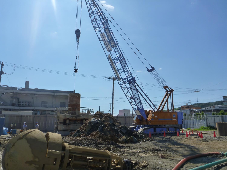 海南某病院新築工事
