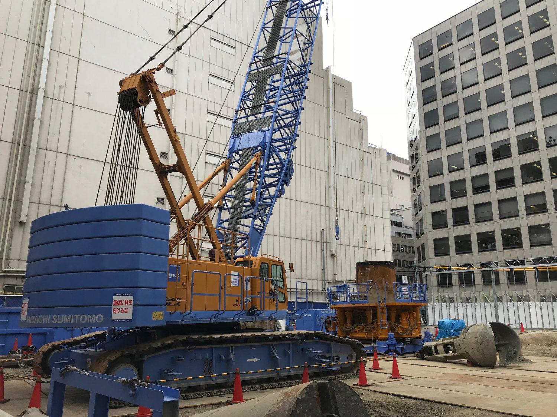 大阪市某マンション新築工事