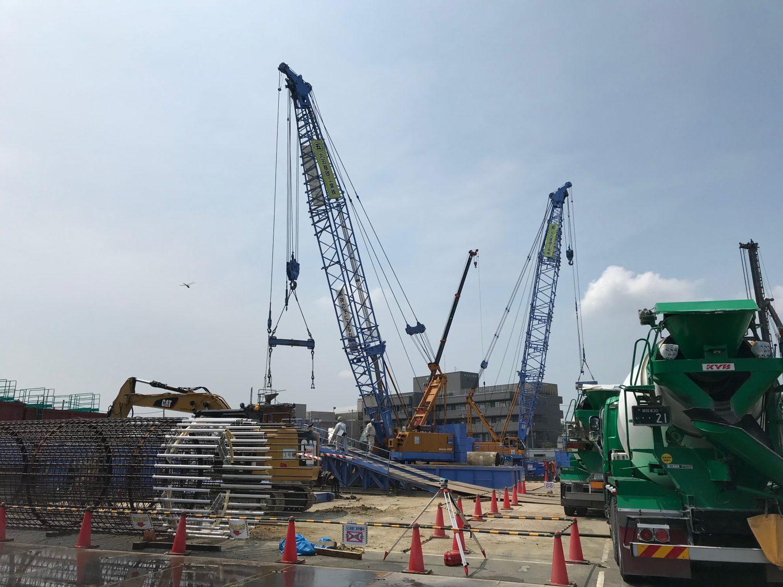 兵庫県某社宅新築工事