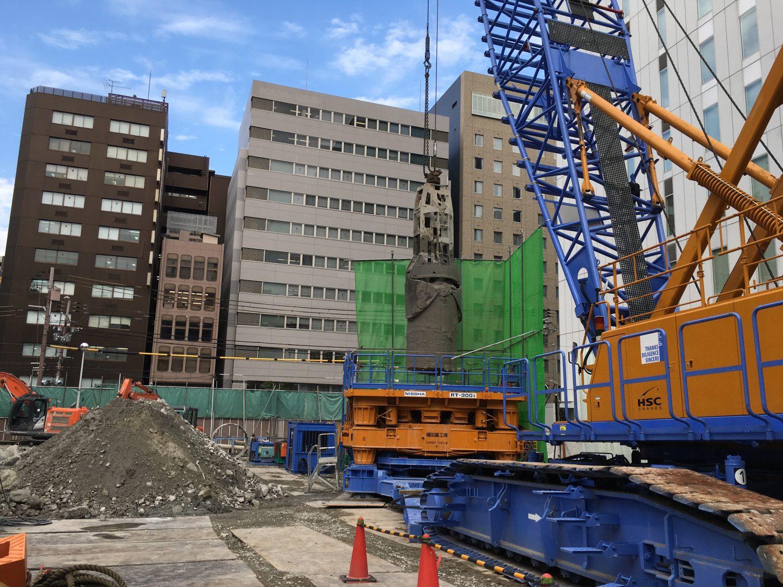 大阪市内某ビル解体工事